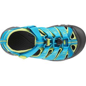 Keen Newport H2 Sandaalit Lapset, hawaiian blue/green glow